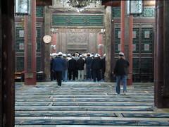 Gran Mezquita de Xian China 13 (Rafael Gomez - http://micamara.es) Tags: gran mezquita de xian china musulman islamica