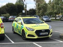 Rapid Response Vehicles - HSE / NAS - Ireland (firehouse.ie) Tags: emt krankenwagen ambulancia ambulances frc 163g2354 nationalambulanceservice ems hse ireland car ambulance rrv hyundai