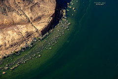 Colorado River (mariola aga) Tags: arizona coloradoriver river horseshoebend landscape closeup nature coth coth5