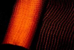 Sterile Gauze in red light (dagherrotipista) Tags: macro macromondays remedy redanblack garza redlight lucirosse nikond60 ferite heridas remedios rimedi