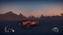 Mad Max_20181012191326 (Livid Lazan) Tags: mad max videogame playstation 4 ps4 pro warner brothers war boys dystopia australia desert wasteland sand dune rock valley hills violence motor car automobile death race brawl scenery wallpaper drive sky cloud action adventure divine outback gasoline guzzoline dystopian chum bucket black finger v8 v6 machine religion survivor sun storm dust bowl buggy suv offroad combat future