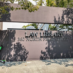 San Jose Law Library with Dockless Scooter thumbnail