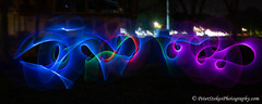 Light Painting (Peter.Stokes) Tags: lightsabre sabre painting night photography fun