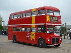 Preserved JJD 396D (tubemad) Tags: park royal aec routemaster rml2396 jjd396d cobham spring rally