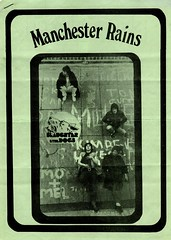 Manchester Rains issue #1 (1977) (stillunusual) Tags: manchesterrains robgretton slaughterandthedogs slaughterthedogs fanzine musicfanzine punkfanzine punkzine punk punkrock newwave 1970s 1977