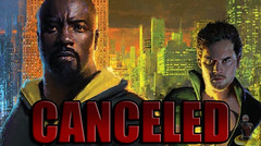 Luke Cage and Iron Fist CANCELED: The End of Marvel/Netflix?! (AntMan3001) Tags: luke cage iron fist canceled