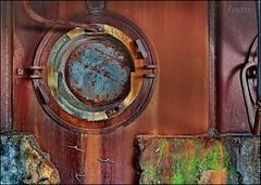 Rust & Colors #2 (Logris) Tags: colliery zeche lapadu landschaftsparkduisburg rust abandoned colors farben bunt farbig colored decay