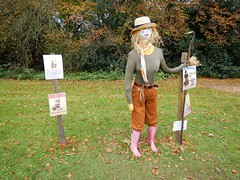 Scarecrow Festival 6 (Dugswell2) Tags: scarecrowfestival2018 oldruffordhall thenationaltrust rufford