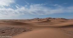 Sahara Desert (Hans Olofsson) Tags: marocko morocco desert öken ergchebbi sahara