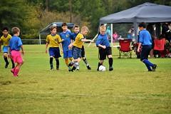 MCSA Clarksville Soccer Fall 2018 Week 3 (40) (MCSA soccer) Tags: clarksville soccer mcsa montgomery heritage