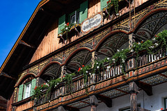 I want to paint my house like that (edgar_t) Tags: germany house bavaria königssee wood paint brown