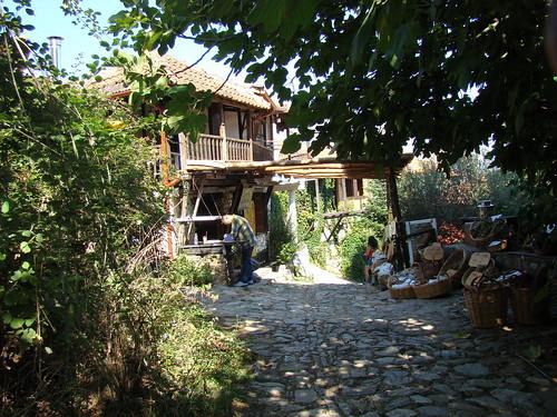 Магазин трав в Palaios Panteleimonas