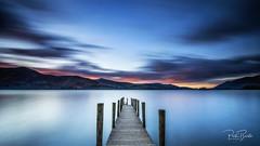 Ashness Jetty 02 (petebristo) Tags: ashnesspier derwentwater lakes lakedistrict waterscape water landscape fineartlandscape ashness leebigstopper lee longexposure keswick nikon nikond850 glow