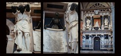 Going to heaven with black magic (Insher) Tags: italy italia monument giovannipesaro church tomb venice venezia veneto santamariagloriosadeifrari