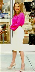 Fashionista - 33 (donnacd) Tags: sissy tgirl tgurl dressing crossdress crossdresser cd travesti transgenre xdresser crossdressing feminization tranny tv ts feminized jumpsuit domina blouse satin lingerie touchy feely he she look 易装癖 シー