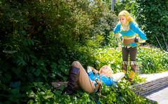 IMG_7946 (moshitea) Tags: link zelda fanime fanime2018 コスプレ コスプレイヤー breathofthewild cosplay cosplayer