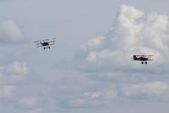 IMG_5231 (routemaster2217) Tags: clactononsea clactonairshow clactonairshow2018 airshow airdisplay aviation aircraft aeroplane bremontgreatwardisplayteam biplane triplane wwi worldwarone worldwar1 greatwar