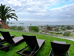Ocean view (MelindaChan ^..^) Tags: lajolla usa ocean view home airbnb relax vacation channmelmel mel melinda melindachan
