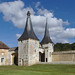 Abbaye Du Bec-Hellouin (Main Entrance)