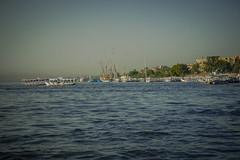 DSC_0017 (andrey.salikov) Tags: egypt luxor нил река рассвет утро лодка корабль october 2018 nikond3100 египет 180550mmf3556 вода жж
