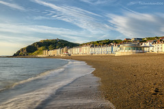 Aberystwyth (technodean2000) Tags: aberystwyth royal pier beach sea sun clouds sky nion nikon d810 lightroom uk front ©technodean2000 lr ps photoshop nik collection technodean2000 flickr photographer wwwflickrcomphotostechnodean2000 www500pxcomtechnodean2000 water mountainside people hill landscape boat mountain building