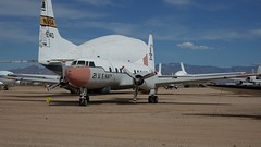 Convair 240 T-29B Flying Classroom 51-7906 in Tucson (J.Comstedt) Tags: aircraft flight aviation air aeroplane museum airplane us usa planes pima space tucson az convair 240 t29 flying classroom usaf navy 517906