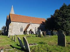 St Mary's Church Higham (sarflondondunc) Tags: stmaryschurch higham kent church churchyard