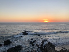 Out there having fun, in the warm California sun. (Ryan Hallock) Tags: geology nature rocks yeah yay ok ryanhallock photography photos cool awesome pch highway1 westcoast shore water beauty gorgeous iphonex winterincalifornia sunset sun outside california pacific ocean