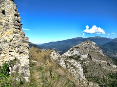 2018 - Ariege_20180917_0234 (Hanzlers Warped Visions) Tags: lavoiedesperestranquilles ariege france climbing rockclimbing rock rocky adventure outdoors outside ipswichmountaineeringclub ipswichmc ipswichimc summitviews top lechâteaudecalamès comtédefoix occitanie