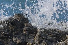 _DSC4992 (Azurel96) Tags: beach playa mar ocean sea shore seashore waves submarine marine asturias nature natural beauty colorful sky skyline landscape water