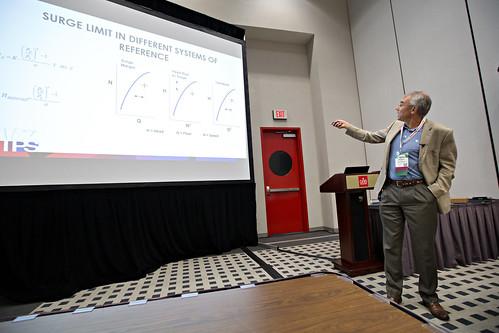 Rainer Presenting