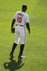 IMG_1272 (patti_heck) Tags: adamjones cap10 baseball baseballgame baltimoreorioles