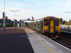 150249 Newton Abbot (2) (Marky7890) Tags: gwr 150249 class150 sprinter 2f51 newtonabbot devon railway train