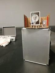 20181005_130117 (dou_ble_you) Tags: threeimprovisedsculpturaldevices doubleyou installation foundmaterials