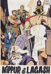 Lanciostory #v16#17 / Nippur di Lagash (micky the pixel) Tags: comics comic fumetti heft adventure euraeditoriale lanciostory robinwood sergiomulko nippurdilagash nippur torkadertiger