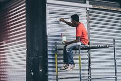 134/365. (cotidiano dela) Tags: calle street rua hombre homem trabajo trabalho ruas centro sp brazil brasil