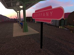 New Quiffany Station signage (quinn.darkrider) Tags: firestorm secondlife rail train station valhalla gtfo secondlife:region=velox secondlife:parcel=slrr secondlife:x=139 secondlife:y=177 secondlife:z=84