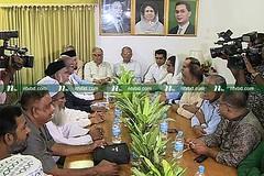 জাতীয় ঐক্যফ্রন্টকে স্বাগত জানাল ২০ দল (aklemaakter6) Tags: atm news bangla