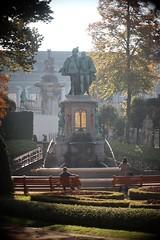 Petit Sablon      Kodak Anastigmat  63mm  1;2.7 (情事針寸II) Tags: streetshot oldlens europe brussels park parc petitsablon kodakanastigmat63mm127