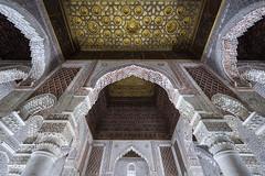 Tumbas Saadies (Guillermo Relaño) Tags: marrakech marruecos morocco maroc guillermorelaño nikon d90 sigma 1020mm wideangle granangular tombs tombeaux saadiens tumbas saadies