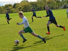 20181021 U16B 22 (Cabinteely FC, Dublin, Ireland) Tags: 2018 20181021 cabinteely cabinteelyfc markscelticfc ddslu16b kilboggetpark dublin ireland football soccer 2002