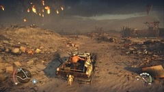 Mad Max_20181021213047 (Livid Lazan) Tags: mad max videogame playstation 4 ps4 pro warner brothers war boys dystopia australia desert wasteland sand dune rock valley hills violence motor car automobile death race brawl gaming wallpaper drive sky cloud action adventure divine outback gasoline guzzoline dystopian chum bucket black finger v8 v6 machine religion survivor sun storm dust bowl buggy suv offroad combat future