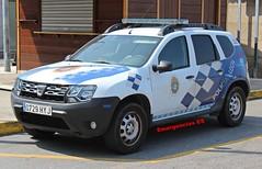 Policía Local Bueu (emergenciases) Tags: emergencias españa 112 galicia pontevedra bueu vehículo coche policía seguridad pl policíalocal vigilancia patrulla dacia duster
