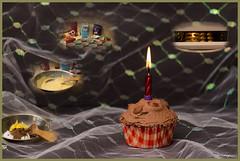 (Laszlo Papinot) Tags: cake light cupcake birthday preparation baking cooking fotf challenge fiveonthefifth