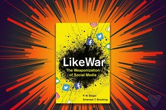 LikeWar: The Weaponization of Social Media By P. W. Singer (katalaynet) Tags: follow happy me fun photooftheday beautiful love friends