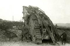 """Chaperon II"" knocked out south of Lateau Wood on 20th November 1917 (✠ drakegoodman ✠) Tags:"