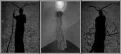 three shades (Katie Griesar) Tags: shades shadows adytum dreamfigures revisitation eigenlicht