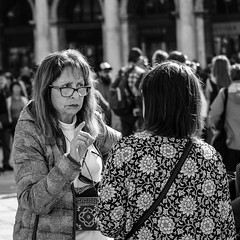In Piazza San Marco (evans.photo) Tags: venice people candid piazza portrait sanmarco italy faces