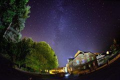 The Mill & Milky Way (Obscure Jude) Tags: milkyway nightscape night club16