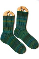 bmfa mppdx socks 03 (thing4string) Tags: knit knitting handknit handknitted socks handspun handspinning wool superwash merino nylon bluemoonfiberarts bmfa fingering 3ply